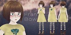 Resultado de imagen de fran bow cosplay