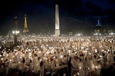 Diner en Blanc - Paris 2013