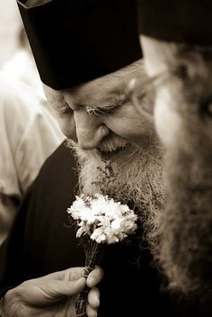 """The lover of Jesus will be freed from evil; the disciples of Jesus will behold true knowledge."" St. Thalassios the Libyan (Photo: ArchimandriteTeofil Paraian); Orthodoxy"
