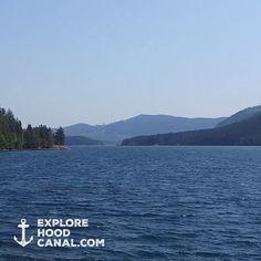Lake Cushman in the sunshine.  #love #beautiful #wildsideWA #fun #nature #travel #olympicpeninsula #beauty #blue