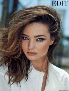Miranda Kerr in THE EDIT