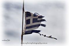 #Greek #flag #euphoriaphotography