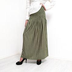 Sukně Nelis Midi Skirt, Knitting, Skirts, Products, Fashion, Moda, Midi Skirts, Tricot, Breien