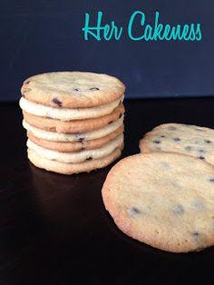 Her Cakeness: Chocolate Chip Cookies