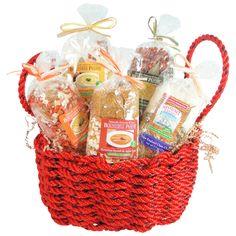 Lobster Lover's Lobster Rope Gift Basket | Gift Ideas | Pinterest | Gift baskets, Basket and Rope basket