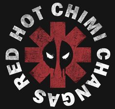 Red Hot Chimi Changas T-Shirt - Deadpool T-Shirt is $9 today at TeeFury!