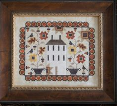 """PLUM STREET SAMPLERS """"Penny Autumn"""" 