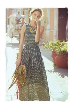 5 Gorgeous Eco Friendly Summer Dresses - Peaceful Dumpling