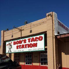 Bob's Taco Station!