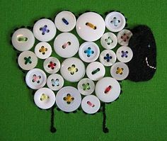 Button sheep
