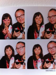 """@foxycar @benparr @joefernandez klout party was fun!"" -- via @boonspoon"