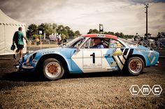 type-01: Alpine @ Le Mans Classic 2012 (end!)