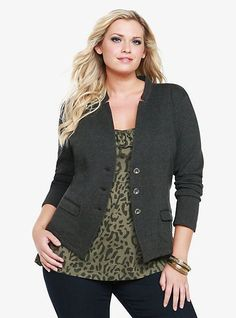 Awareness of the importance of the right kind of clothing among these plus sized professional ladies has increased the demand for business suits for plus size women.