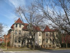 The Greystone, Pullman Historic District, Chicago