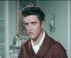 Elvis Presley(1957)-young and beautiful (movie-Jail House Rock)