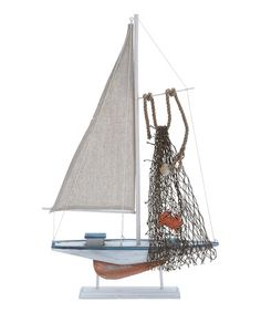 Take a look at this Sailboat by UMA Enterprises on #zulily today!