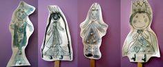 mermaids and princesses (courtesy of Fem)