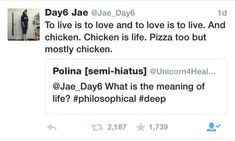 Same bro. Quotes To Live By, Life Quotes, Jae Day6, Young K, Funny Memes, Hilarious, All The Things Meme, Meaning Of Life, Kpop Groups