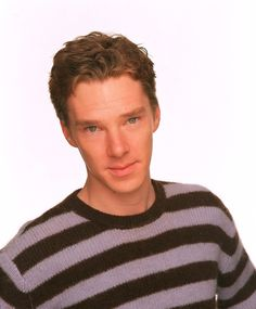 Und in Strickpullovern sah er unglaublich gut aus. | 16 herrliche Bilder von Benedict Cumberbatch als junger Mann