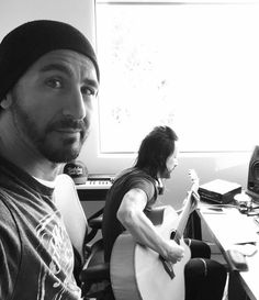 in the studio 2018 Sully Erna, Hottest Guy Ever, Play Soccer, My Crush, Real Man, Hard Rock, Rock Bands, Hot Guys, Fan