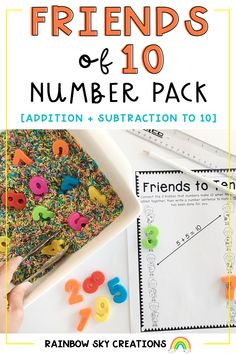 It is vital your students are fluent in their number combinations to 10! Assist them to become confident and competent little mathematicians with this jam-packed resource. Everything you need to support teaching addition AND subtraction to ten. Teaching Addition, Addition Games, Addition And Subtraction, Primary Maths, Primary Classroom, Help Teaching, Teaching Math, Math Games, Math Activities