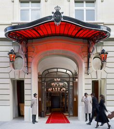 Royal Monceau Hotel, #Paris