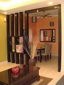 Kitchen & Hall Divider 9