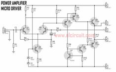 Power Amplifier Micro