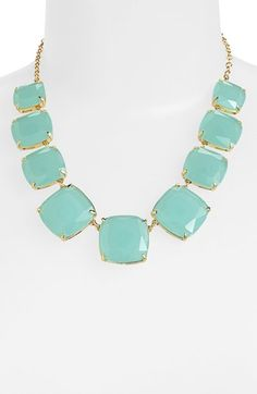 kate spade new york 'shaken & stirred' short collar necklace available at #Nordstrom