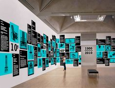 Timeline - A Cadeira, o Objeto Emblemático do Séc. XX by Catarina Menezes, via Behance Interactive Timeline, Interactive Exhibition, Exhibition Display, Environmental Graphics, Environmental Design, Office Interior Design, Office Interiors, Display Design, Wall Design