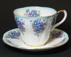 Royal Albert teacup - Dainty Dina Series - Emily