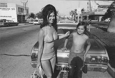 Mike Mandel, The Boardwalk Series, 1974.