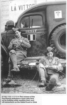 women military ww2 | French Women WW2