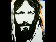 JesusPainter Ministries Christ Eyes Live - YouTube