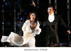 Operafantomet: phantoming, Tamara Kotova and Dmitry Ermak, Moscow september...