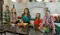 How to encourage & get your whole family on board with clean eating! :)