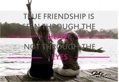 Authentic Friendship Quotes