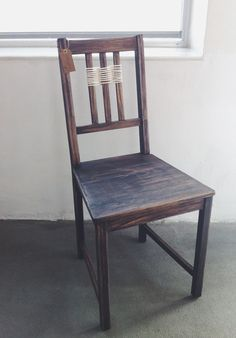 wooden chair. restoration / by ChairYourLife