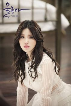 """Update: Secret's Hyosung Reveals """"Colored"""" Image and Video Teasers Pretty Korean Girls, Beautiful Asian Girls, Pretty Girls, Beautiful Women, Korean Beauty, Asian Beauty, Hyosung Secret, Superstar, Star Wars"""