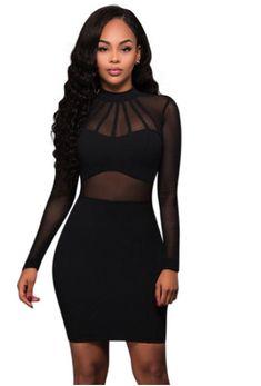 Women Sexy Lace Dress