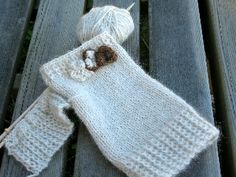 Harmony Mittens Kit.  This matches the Harmony Hat perfectly and is in Chilla Valley Alpaca from my own herd.  It is available as as pattern or a kit from my website