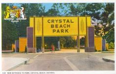 Crystal Beach Amusement Park