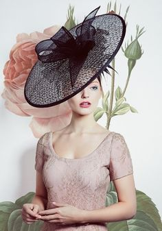 Rachel Trevor - Morgan Millinery, S/S 2016. #passion4hats