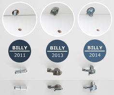 Das Billy Regal ist tot - es lebe das Billy Regal! | News | BLOG | New Swedish Design