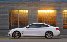 Cool Hunting: Test Drive Report on 2014 BMW 4 Series