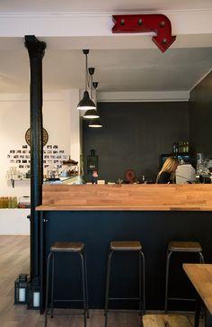 Bears and raccoons, gluten-free restaurant - 21 rue Richard Lenoir 75011 Paris