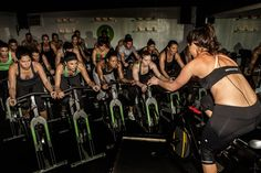 You'll LOVE This 50-Minute Cardio Playlist - Photo by: Courtesy CycleHouse http://www.womenshealthmag.com/fitness/cycle-house-playlist