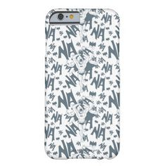 NA NA NA NA NA Batman Pattern iPhone 6 Case