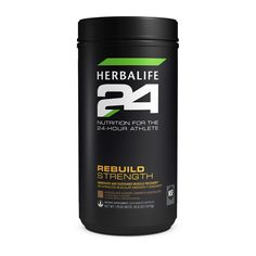 Independent Herbalife Distributor | Herbalife24® Rebuild Strength Chocolate 35.6 Oz.