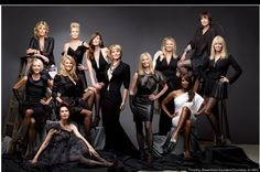 'About Face: Supermodels Then And Now'